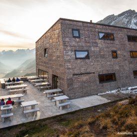 Anenhutte, Blatten, Schweiz