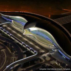 Ashgabat International Airport, Ashgabat, Turkmenistan 02