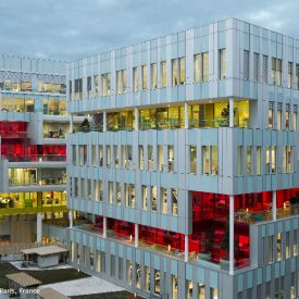 Campus SFR, Paris, France